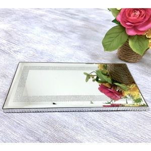 Other - Mirrored Vanity Tray